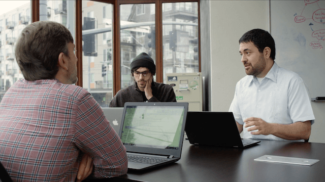 Image of Cleansolution board meeting