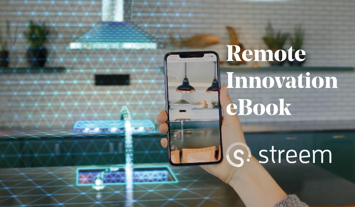 Remote Innovation eBook: Remote-First for Enterprise Brands
